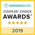 wedding wire couples choice award icon